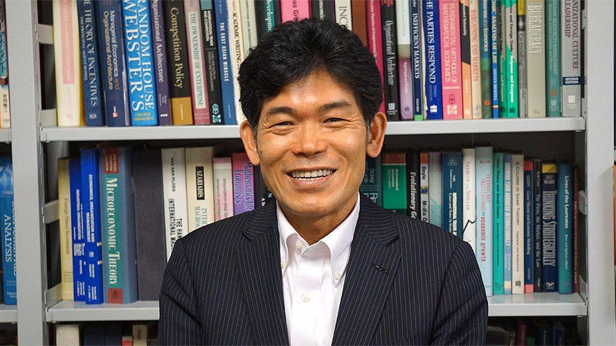 独学で東大教授になった著者が語る「情報過多時代の正しい頭の使い方」