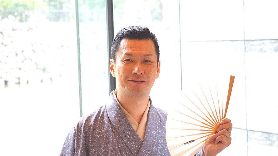 日本の伝統芸能を世界へ。講談界の異端児、神田山緑先生に聞く講談の魅力