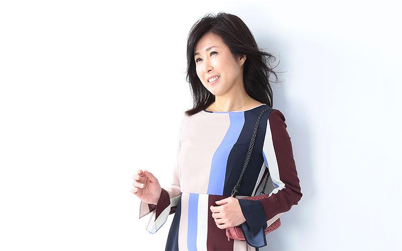 横田真由子